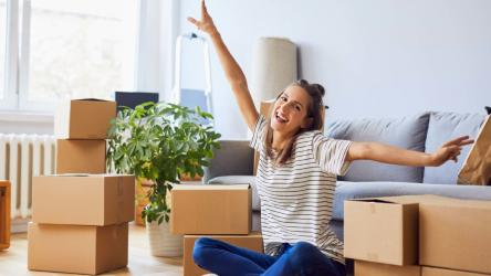 Quais as vantagens de morar sozinho?