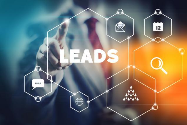 Tecnologia para criação de leads